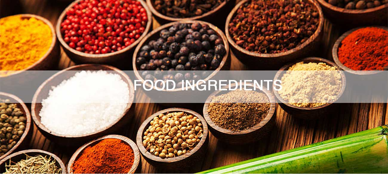 FOOD-INGREDIENTS